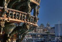 Genua en omgeving / by Ben van de Vrie