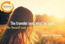 Travel Quotes ✈✈✈