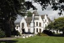 TroutQuest - Local Places to Stay / Some options for places to stay while fishing with TroutQuest in Ross-shire, Scotland.