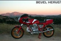 Cool Bikes / Customer bikes worth looking at, restored using parts from Bevel Heaven.
