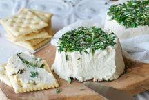 Vegan cheese milk & butter