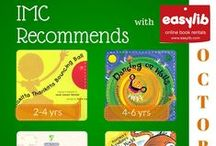 #IMCRecommends - Book Recommendations / Indian Moms Connect (IMC)  presents hand-picked books for children of all ages to read and and discover the world of books.