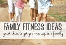 Fit Mom, Healthy Family / Workout and Healthy Eating Tips for Mom and the Family #IndianMomsConnect