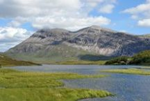 Sutherland Trout Lochs (west coast), Scotland / A virtual guide to fly fishing the brown trout lochs of the west coast of Sutherland, in the Highlands of Scotland.