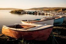 Orkney Trout Lochs, Scotland / A virtual guide to fly fishing on the brown trout lochs of the Orkney Isles, in the Highlands of Scotland.