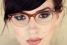 Eyes wide / Glasses