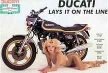 Ducati Advertising / Ducati Motor Holding, Ducati Meccanica, SSR, Ducati Electroteccnicca.... From the 50's on the Italians put together lots of interesting advertisements.