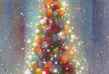 Joulukuvistyöt