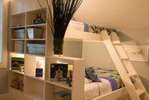 Wohnen-Schlaf-Zimmer