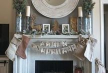 Style Your Mantle for the Holiday