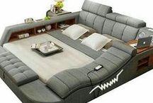 Ágyak és hálószobák