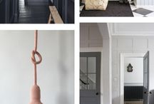 et aussi ... inspiration in pink / Interior inspiration in pink tones. Products by et aussi in pink shades combined with inspirational interiors.