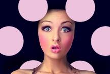pink ladies / fashionably pink
