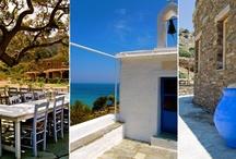 Specials at Onar / Having ONAR as your starting point, plan one-day trips and discover the many faces of Andros.