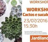 Workshops e Eventos Jardiland