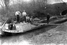 Old Narrow Boats