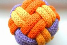 Crochet, knitting, n needlework / by Amber