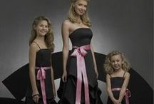 Bridesmaid Dresses / by Party Tyme Five Event Planning