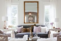 Interiors : Living rooms
