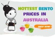 Little Bento World Affiliate - Australian Bento Store / Affiliate links to my toys & tools, all available from Australia's largest genuine & authentic Bento range store, Little Bento World