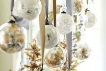 Christmas Decor Ideas / Here you can find some lovely ideas on how to create some great interior decorating for Christmas.