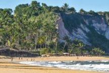 Praia do Rio da Barra / A Praia mais exclusiva de Trancoso!