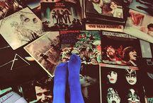ALBUM COVERS / by Tony Anello