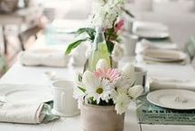 Spring and Summer Decoration Ideas / We have some ideas for your Spring and Summer Decoration in this Board, which we believe make your Home warmer like Summer's Sun and Colorful like a Spring day. http://roomdecorideas.eu/category/outdoors/