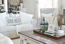 Beach Homes Ideas / Gorgeous ideas for your beach house room design.