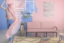 2016 Color Trend: Rose Quartz Rooms / Discover the most elegant rooms with one of the colors of the year according to Pantone: Rose Quartz http://roomdecorideas.eu/category/trends/color/