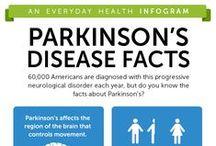 Parkinson's Disease / Information about symptoms, progression and treatments for Parkinson's Disease.