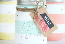 darling mason jars