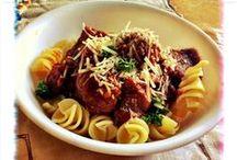 recipes / by Christy Rayner