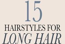 Hairstyles and Hair Tips / by Home Jobs by MOM