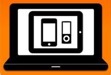 Geek Teacher / Teachers using technology and vice versa.