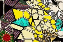 My world / Creations, designs & patterns / by Pili Maciel