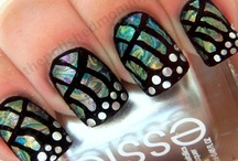 nails on nails on nails / by Olivia DiPrimio