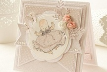 Beautiful kids & baby´s cards