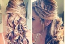hair/makeup / by Olivia DiPrimio