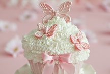 Amazing cupcakes, cookies and mini cakes