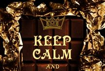 Keep Calm / A thousand reasons to stay calm: human philosophy