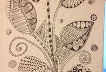 Doodle, Draw and Zentangle / by Lilian Meurs-Steijns
