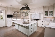 Inspiration - Hampton Style Kitchens
