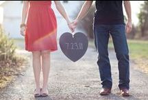 Save the Date & Engagement Ideas