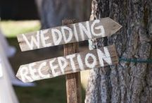 Wedding Props and Signs