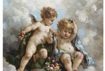 ~Angels Among Us...Hi Grandma~ / by Kimberly Sala