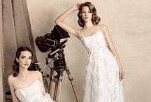 beautiful wedding dresses / bridal charm beautiful