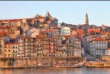 PORTUGAL - Cidades (Porto) / by Anabella Silva