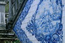 PORTUGAL - Azuleijos e Calcadas
