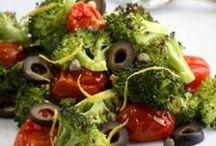 Veggies, veggies, veggies! / by Sarah Sheffield